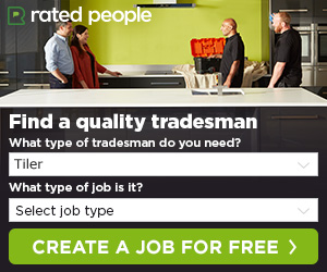 Rated People for Tilers in Cramlington