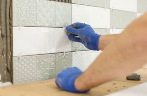 Kitchen Tiler Airdrie - Kitchen Tiling